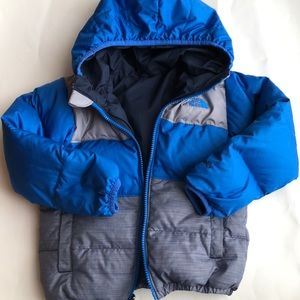 4060a81c7 The North Face Moondoggy 550 Toddler Boy Coat 4T